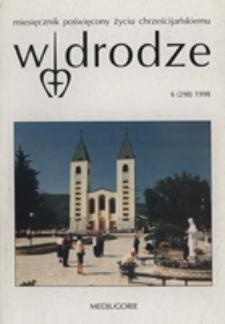W drodze - R.26 (1998) nr 6