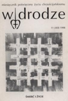 W drodze - R.26 (1998) nr 11
