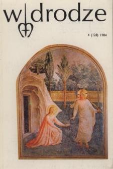 W drodze - R.12 (1984) nr 4
