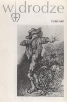 W drodze - R.15 (1987) nr 2