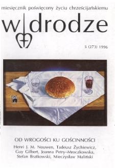 W drodze - R.24 (1996) nr 5