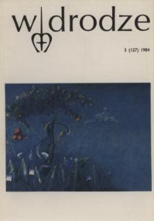W drodze - R.12 (1984) nr 3