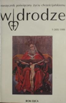 W drodze - R.27 (1999) nr 1
