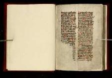 I. Psalterium od końca niedzielnej prymy; II. Officium defunctorum; III. Hymni; IV. Commune Sanctorum