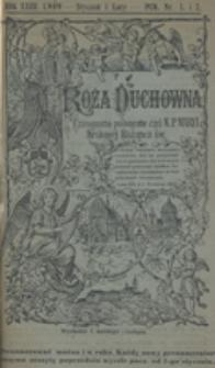 Róża Duchowna - R. 23 (1920) n. 1-12