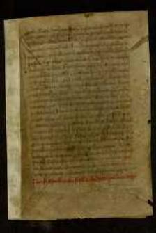 De vita et miraculorum S. Hyacinthi OP. Fragmenty